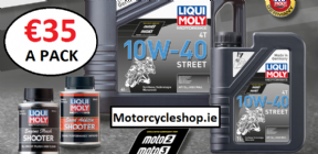 Liqui Moly Service Performance Pack